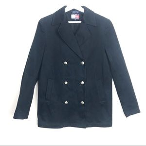 Tommy Hilfiger Double Breasted Blazer 8